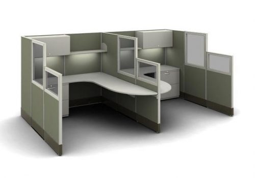 PRIVATE OFFICE CUBICLES-BWY-601