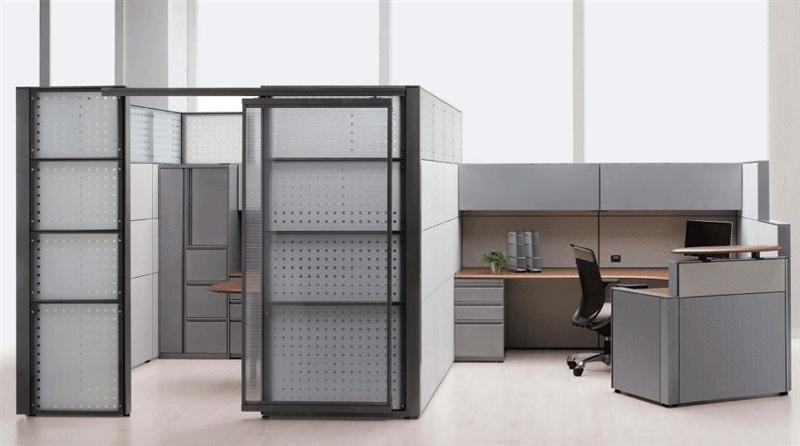 PRIVATE OFFICE CUBICLES-BWY-202