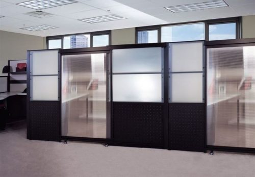 PRIVATE OFFICE CUBICLES-BWY-508