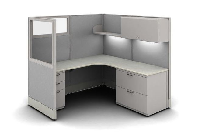 PRIVATE OFFICE CUBICLES-BWY-600