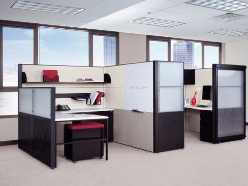 PRIVATE OFFICE CUBICLES-BWY-505