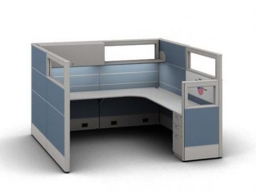 PRIVATE OFFICE CUBICLES-BWY-511